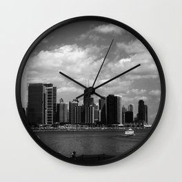 Chicago #5 Wall Clock