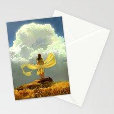 Wind Stationery Cards
