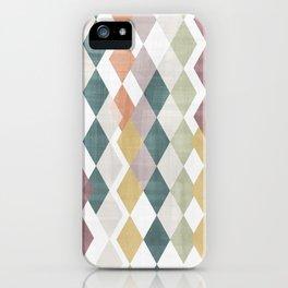 Rhombuses 2 iPhone Case