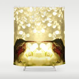 The Sleeping Hummers... Shower Curtain