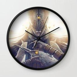 Saga Wall Clock