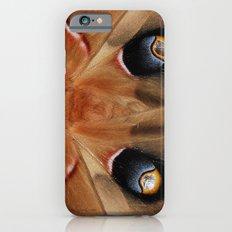 Polyphemus Giant Moth - Wing Detail iPhone 6s Slim Case