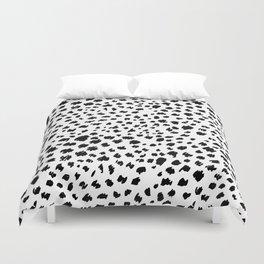 Cheetah skin pattern design Duvet Cover