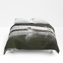 Greater Yellowleg Comforters