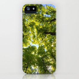 The Forest is my Friend iPhone Case