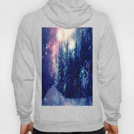 Galaxy Forest : Deep Pastels Hoody
