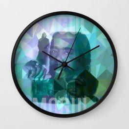 The Big Teddy Bear Wall Clock
