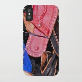 Flip-Flops iPhone Case