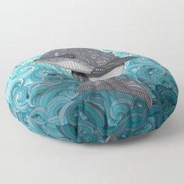 Dolphin Floor Pillow