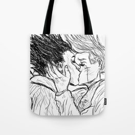 ROUGH DB - KISS Tote Bag