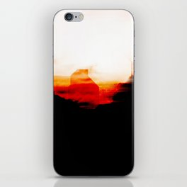Still there iPhone Skin