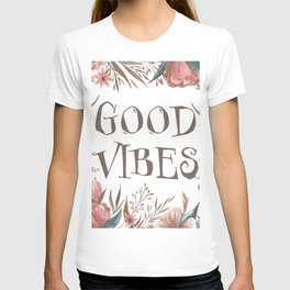 Good Vibes of Autumn T-shirt