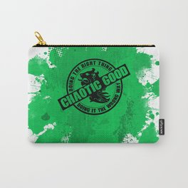 Chaotic Good RPG Game Alignment Carry-All Pouch