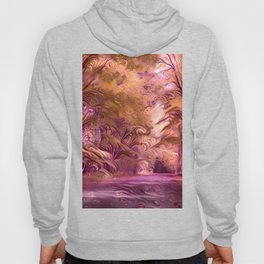 Redreaming Deep Dreamed The Forest Road Hoody