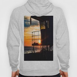 No Eclipse In Sight - Surf City September 27, 2015 Hoody