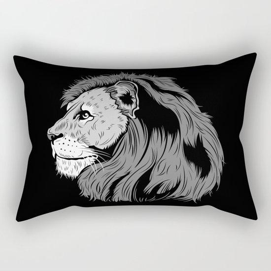 Heir To The Throne Rectangular Pillow