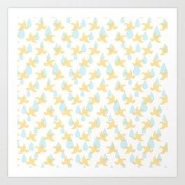 Take Flight (Patterns Please) Art Print