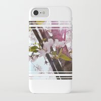 dc iPhone & iPod Cases featuring DC Blossoms by MSheehan