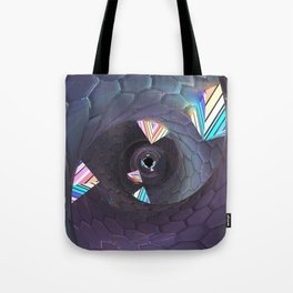 Fantasy Tunnel Tote Bag