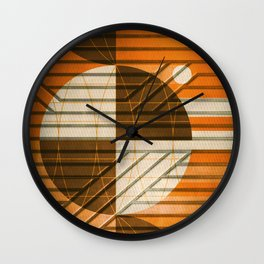 Module of Support Wall Clock