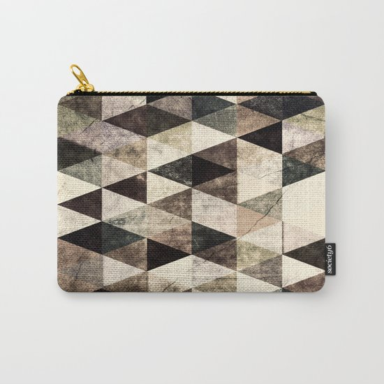 Abstract #365 Carry-All Pouch