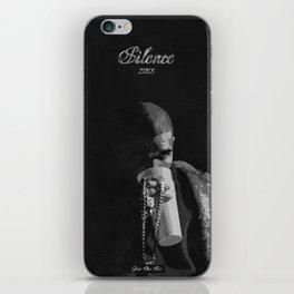 Drake Silence - 2018 iPhone Skin