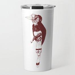 Helmeted Hornbill Travel Mug
