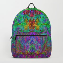 Lightworker In The Zephyr (abstract, visionary) Backpack