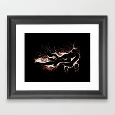 UNOdue Framed Art Print