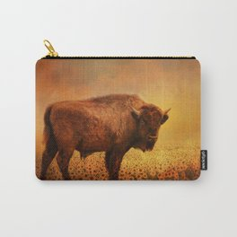 Buffalo Dreams Carry-All Pouch