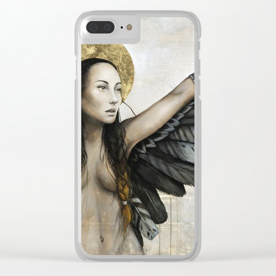 Soledad Clear iPhone Case