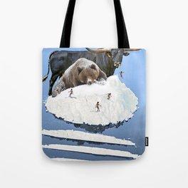 Powder Day Tote Bag