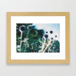 Kew Framed Art Print