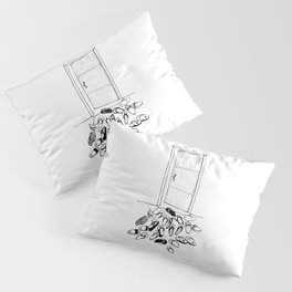 Island Life Series: House Party Pillow Sham