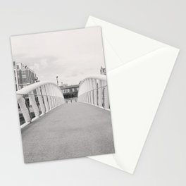 Urban Bridge. Stationery Cards