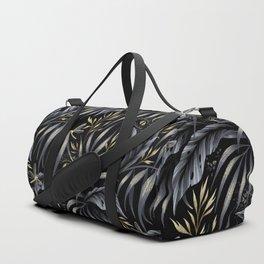 Jurassic Jungle - Grey Gold Duffle Bag