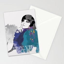 Would You Please Stationery Cards
