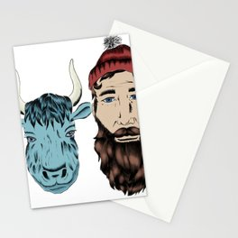 Paul and Babe Stationery Cards