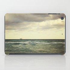 Barge iPad Case