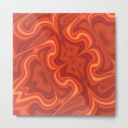 Fiery Fire Metal Print