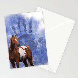 Ethnic Horse Stationery Cards
