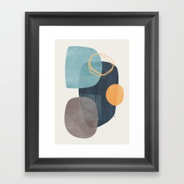 Cyra Framed Art Print
