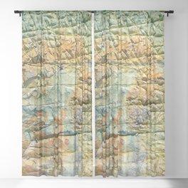 Rock Cunei Sheer Curtain