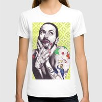 marc T-shirts featuring Marc Jacobs by Joseph Walrave