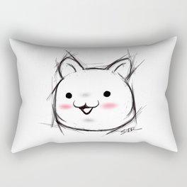 Squshy Kawaii Rectangular Pillow