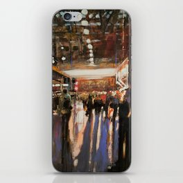 London Waterloo Dusk iPhone Skin