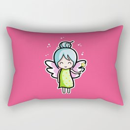 Kawaii Cute Fairy Rectangular Pillow