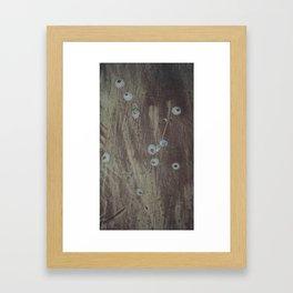 Bottom's Up Series Framed Art Print
