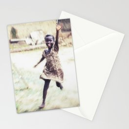 Swaying and Swaggering Across the Sahara  Stationery Cards
