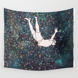 SHORTEN THE DISTANCE BETWEEN US  Wall Tapestry